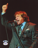 "Lou Gramm Signed 8x10 Photo Inscribed ""Best Always!"" (Beckett COA & PSA COA) at PristineAuction.com"