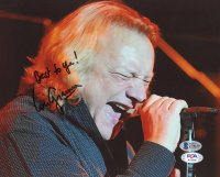 "Lou Gramm Signed 8x10 Photo Inscribed ""Best To You!"" (Beckett COA & PSA COA) at PristineAuction.com"