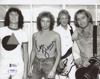 Lou Gramm Signed 8x10 Photo (Beckett COA & PSA Hologram) at PristineAuction.com