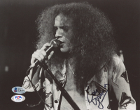 Lou Gramm Signed 8x10 Photo (Beckett COA & PSA COA) at PristineAuction.com