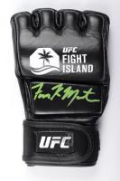 "Aljamain ""Funk Master"" Sterling Signed UFC Glove (Beckett COA) (See Description) at PristineAuction.com"