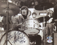"Charlie Watts Signed 8x10 Photo Inscribed ""Thank You"" (Beckett COA & PSA Hologram) at PristineAuction.com"