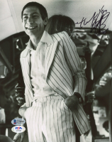 "Charlie Watts Signed 8x10 Photo Inscribed ""Thank You"" (Beckett COA & PSA COA) at PristineAuction.com"