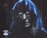 "Clive Revill Signed ""Star Wars: Episode V – The Empire Strikes Back"" 8x10 Photo (Beckett COA & PSA Hologram) at PristineAuction.com"