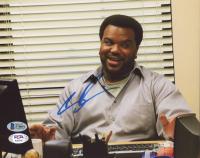 "Craig Robinson Signed ""The Office"" 8x10 Photo (Beckett COA & PSA Hologram) at PristineAuction.com"