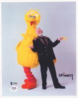 "Caroll Spinney Signed ""Sesame Street"" 8x10 Photo (Beckett COA & PSA Hologram) at PristineAuction.com"