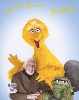 "Caroll Spinney Signed ""Sesame Street"" 8x10 Photo Inscribed ""Big Bird!"" (Beckett COA & PSA Hologram) at PristineAuction.com"