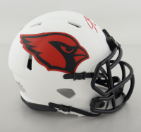 Kyler Murray Signed Cardinals Lunar Eclipse Alternate Speed Mini Helmet (Beckett COA) (See Description) at PristineAuction.com