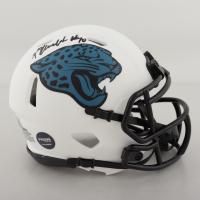 Laviska Shenault Signed Jaguars Lunar Eclipse Alternate Speed Mini Helmet (Beckett Hologram & Prova Hologram) (See Description) at PristineAuction.com