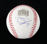 David Ross Signed 2016 World Series Baseball (Beckett COA) (See Description) at PristineAuction.com