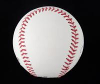 Ben Zobrist Signed 2016 World Series Series Baseball (Beckett COA) (See Description) at PristineAuction.com