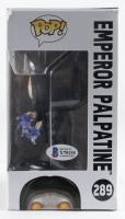 "Clive Revill Signed ""Star Wars"" #289 Emperor Palpatine Funko Pop! Vinyl Figure (Beckett COA) (See Description) at PristineAuction.com"