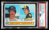 Gaylord Perry Signed 1979 Topps #5 Victory Leaders (PSA Encapsulated) at PristineAuction.com