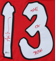 "Ari Lehman Signed Jersey Inscribed ""The OG Jason"" (Beckett Hologram) at PristineAuction.com"
