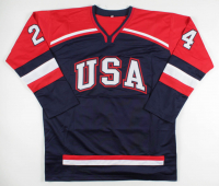 """Chris Chelios Signed Jersey Inscribed """"HOF 2013"""" (Beckett COA) at PristineAuction.com"""