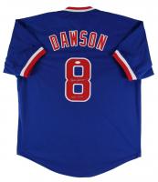 "Andre Dawson Signed Jersey Inscribed ""HOF 2010"" (JSA COA) at PristineAuction.com"