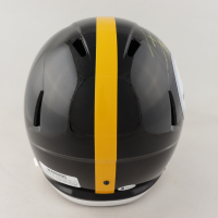 T. J. Watt Signed Steelers Full-Size Speed Helmet (Beckett COA) at PristineAuction.com