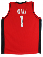 John Wall Signed Jersey (Beckett COA) at PristineAuction.com