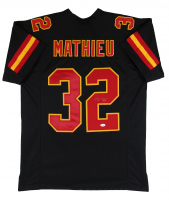 Tyrann Mathieu Signed Jersey (JSA COA) at PristineAuction.com
