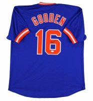 """Dwight """"Doc"""" Gooden Signed Jersey (JSA COA) at PristineAuction.com"""