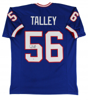 Darryl Talley Signed Jersey (Beckett COA) at PristineAuction.com