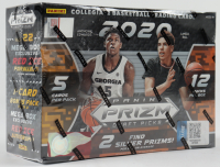 2020-21 Panini Prizm Draft Picks Basketball Mega Box with (12) Packs (See Description) at PristineAuction.com