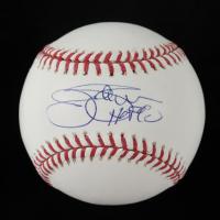 "Jim Palmer Signed OML Baseball Inscribed ""HOF 90"" (Beckett COA) (See Description) at PristineAuction.com"