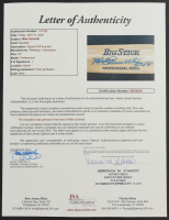 Mike Schmidt Signed Rawlings Adirondack Big Stick Baseball Bat (JSA LOA) at PristineAuction.com
