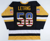 Kris Letang Signed Jersey (Letang COA) at PristineAuction.com