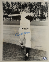 Cletus Boyer Signed Yankees 8x10 Photo (YSMS COA) at PristineAuction.com