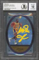 Magic Johnson Signed 1996 SPx #24 (BGS Encapsulated) at PristineAuction.com