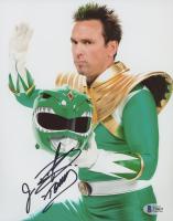 "Jason David Frank Signed ""Power Rangers"" 8x10 Photo (Beckett COA) at PristineAuction.com"