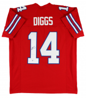 Stefon Diggs Signed Jersey (Beckett COA) at PristineAuction.com