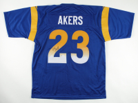 Cam Akers Signed Jersey (Beckett COA) at PristineAuction.com