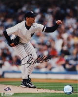 Andy Pettitte Signed Yankees 8x10 Photo (YSMS COA) at PristineAuction.com