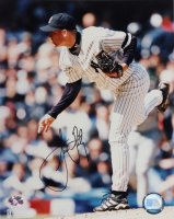 Jason Grimsley Signed Yankees 8x10 Photo (YSMS COA) (See Description) at PristineAuction.com