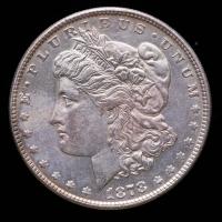 1878 Morgan Silver Dollar at PristineAuction.com
