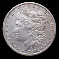 1882-O Morgan Silver Dollar at PristineAuction.com