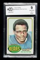 Walter Payton 1976 Topps #148 RC (BCCG 9) at PristineAuction.com
