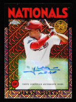 Juan Soto 2021 Topps '86 Topps Silver Pack Chrome Autographs #86BC96 at PristineAuction.com