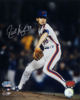 Rick Aguilera Signed Mets 8x10 Photo (YSMS COA) at PristineAuction.com