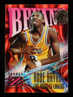 Kobe Bryant 1996-97 Z-Force #142 RC at PristineAuction.com