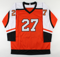 Ron Hextall Signed Jersey (JSA COA) at PristineAuction.com