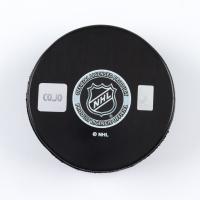 Pierre Turgeon Signed Canadiens Logo Hockey Puck (COJO COA) at PristineAuction.com