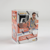 2020-21 Panini Donruss Basketball Blaster Box of (88) Cards at PristineAuction.com