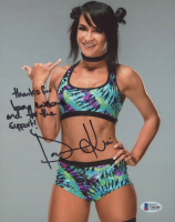 "Dakota Kai Signed WWE 8x10 Photo Inscribed ""Thanks for Being Awesome and For the Support!"" (Beckett COA) at PristineAuction.com"