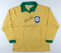 Edson Pele Signed Jersey (Beckett COA) at PristineAuction.com