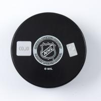 "Gilbert Perreault Signed Sabres Logo Hockey Puck Inscribed ""HOF 90"" (COJO COA) at PristineAuction.com"