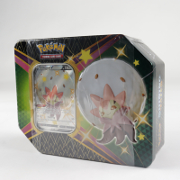 Pokemon Shining Fates Tin - Eldegoss V at PristineAuction.com