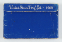 1969 United States Proof Set with (5) Coins at PristineAuction.com